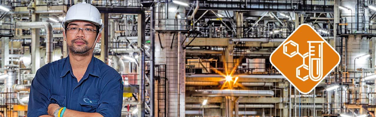 Chemische Industrie Header