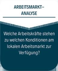 Arbeitsmarkt-Analyse