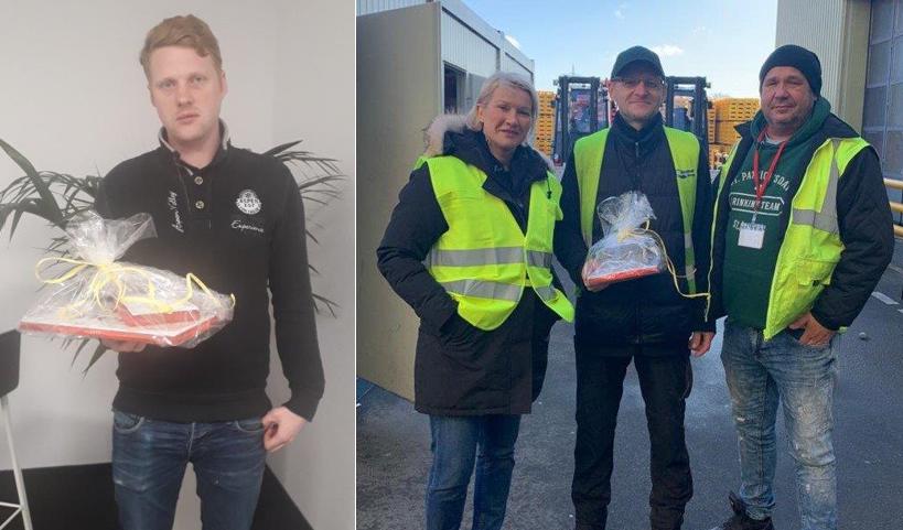 Mitarbeiter-Jubiläum Rabe und Pietrzyk 12 2019